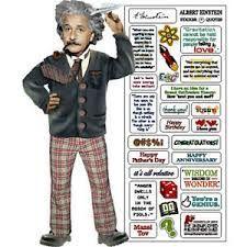 QUOTABLE NOTABLES ALBERT EINSTEIN