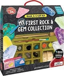 JUEGO MY FIRST ROCK AND GEM COLLETION