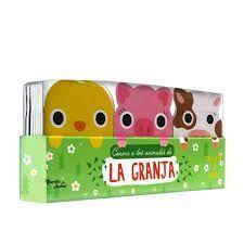 ESTUCHE CONOCE LOS ANIMALES DE LA GRANJA