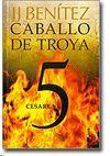 CABALLO DE TROYA 5 - CESAREA (NVA EDICION)