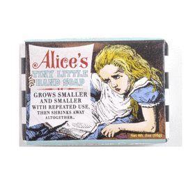 JABON ALICIA ALICE'S BATH BAR TINY LITTLE HAND SOAP