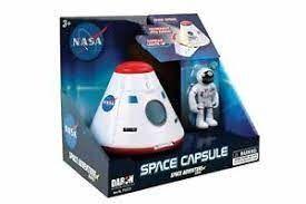 SPACE CAPSULE NASA