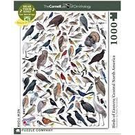 ROMPECABEZA BIRDS OF EASTERN 1000 PIEZAS  AVES