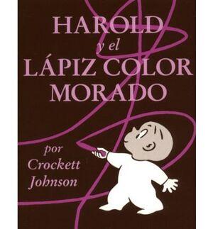 HAROLD Y EL LAPIZ DE COLOR MORADO