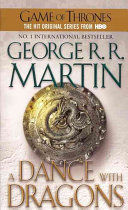 A DANCE WITH DRAGONS. GAME OF THRONES