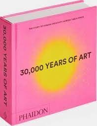 30000 YEARS OF ART - NEW EDITION - MINI FORMAT