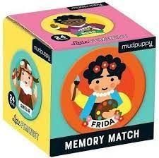 MEMORY MATCH LITTLE FEMINIST