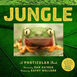JUNGLE - A PHOTICULAR BOOK (OCTUBRE 2016)