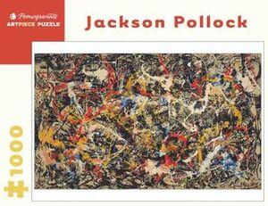 PUZZLE ROMPECABEZAS JACKSON POLLOCK 1000