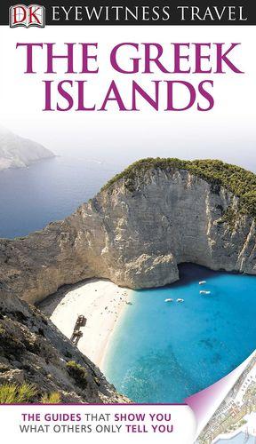 EYEWITNESS TRAVEL THE GREEK ISLANDS