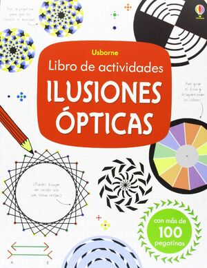 ILUSIONES OPTICAS LIBRO DE ACTIVIDADES