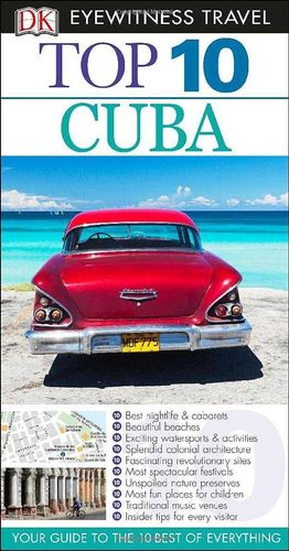 EYEWITNESS TRAVEL TOP 10 CUBA