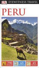 EYEWITNESS TRAVEL PERU EN INGLES