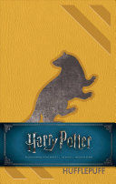 LIBRETA HARRY POTTER HUFFLEPUFF
