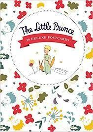 THE LITTLE PRINCE POSTALES
