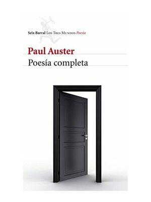 POESÍA COMPLETA. PAUL AUSTER