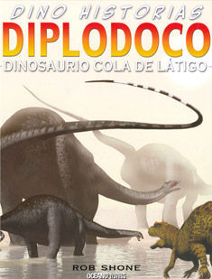DIPLODOCO. DINOSAURIO COLA DE LATIGO