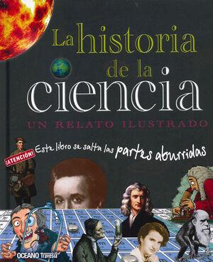 LA HISTORIA DE LA CIENCIA  UN RELATO ILUSTRADO