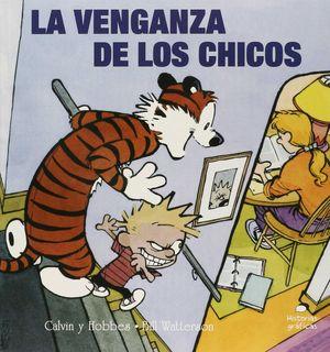 CALVIN Y HOBBES 5. LA VENGANZA DE LOS CHICOS