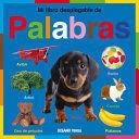 MI LIBRO DESPLEGABLE DE PALABRAS