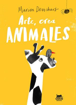 ARTE CREA ANIMALES