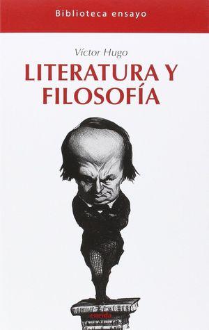 LITERATURA Y FILOSOFÍA