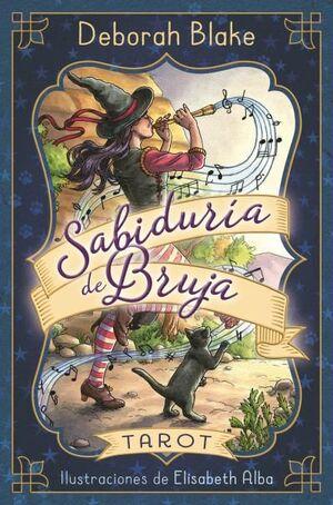 SABIDURIA DE BRUJA. TAROT