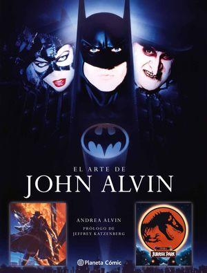 EL ARTE DE JOHN ALVIN