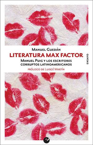 LITERATURA MAX FACTOR