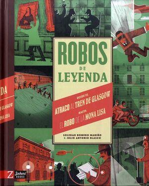 ROBOS DE LEYEDA