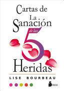 CARTAS DE LA SANACION DE LAS 5 CINCO HERIDAS