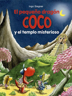 EL PEQUEÑO DRAGON COCO Y EL TEMPLO MISTERIOSO