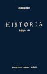 HISTORIA LIBROS VIII-IX