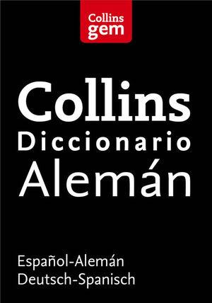 DICCIONARIO ESPAÑOL-ALEMAN COLLINS