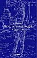 MITO INTERPRETACION Y CULTURA