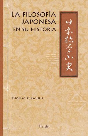 LA FILOSOFIA JAPONESA EN SU HISTORIA