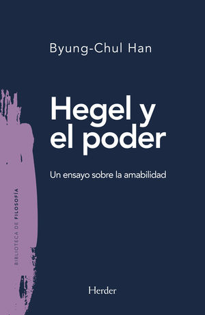HEGEL Y EL PODER