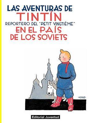R- TINTIN EN EL PAÍS DE LOS SOVIETS