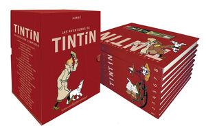 TINTIN BOX ESTUCHE DE LUJO