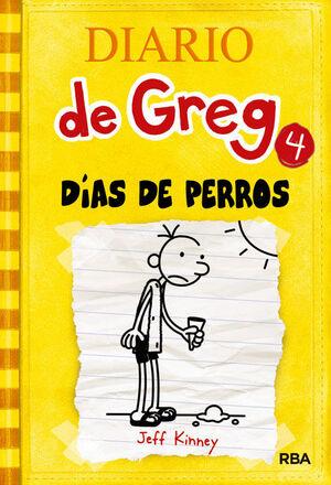 DIARIO GREG 4 DIAS DE PERROS