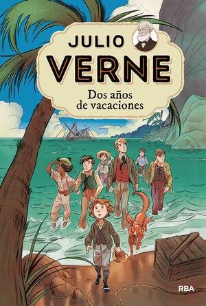 JULIO VERNE 1. DOS AÑOS DE VACACIONES