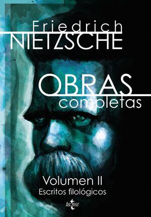 OBRAS COMPLETAS FRIEDRICH NIETZSCHE VOL II ESCRITOS FILOSOFICOS
