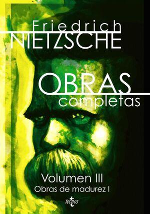 OBRAS COMPLETAS VOL III