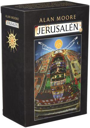 JERUSALEM ESTUCHE NOVELA