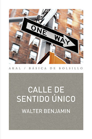 CALLE DE SENTIDO UNICO