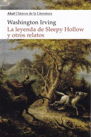 LA LEYENDA DE SLEEPY HOLLOW Y OTROS RELATOS