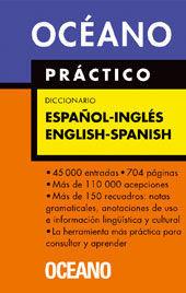 OCÉANO PRÁCTICO DICCIONARIO ESPAÑOL - INGLÉS / ENGLISH - SPANISH