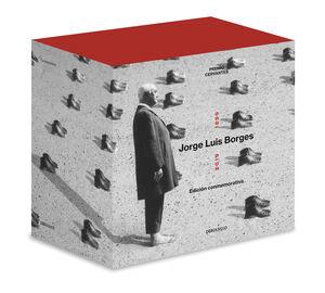 ESTUCHE JORGE LUIS BORGES 1899 - 2019