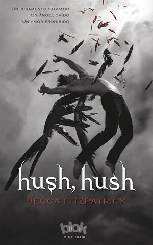 HUSH, HUSH UN  JURAMENTO SAGRADO, UN ANGEL CAIDO, UN AMOR PROHIBIDO.