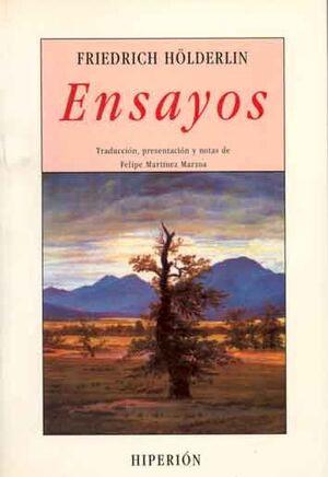 ENSAYOS. FRIEDRICH HOLDERLIN.